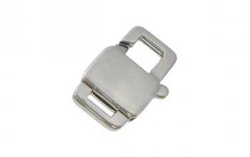 komponenty - zapínání - karabinka ocelová 12 mm -…