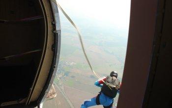 Vzdušné zážitky | Tandemové seskoky
