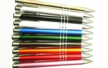 Kuličkové pero s rytinou textu - EM1001-10