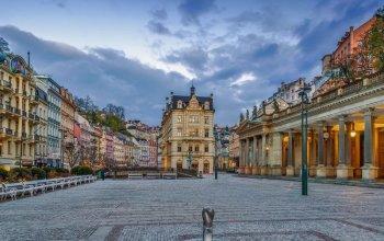 Relaxace a poznávání Karlových Varů pro dva