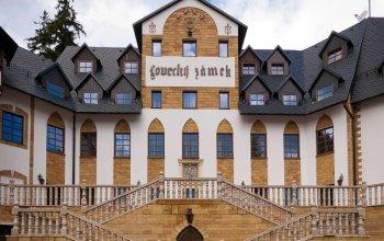 4* rodinný pobyt na zámku – 7×noc v deluxe pokoji…