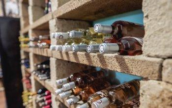 Domácí degustace vín - Riesling z Mosely + bedna…