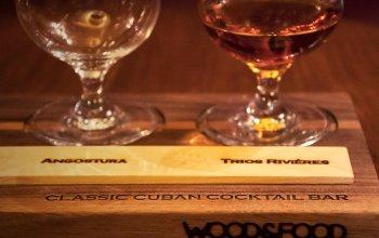 Domácí degustace rumů - 16 panáků, 4 druhy…
