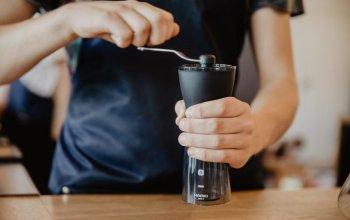 Online kurz přípravy kávy s pražírnou DOUBLESHOT …