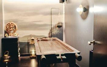 Olejová ajurvédská masáž + BONUS 15 minut drbání