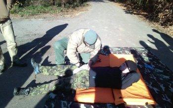 Vojenský kurz první pomoci
