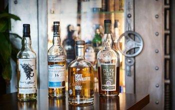 Degustace legendární skotské whisky