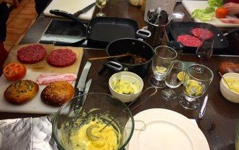 | Kurzy vaření