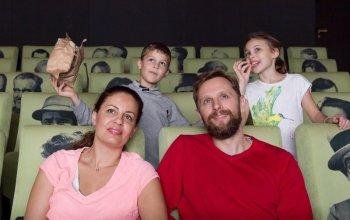 Kino pro celou rodinu