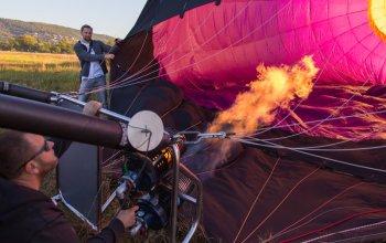 Obecný slevový voucher-lety balonem