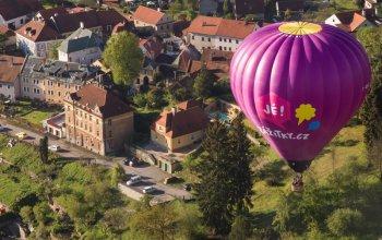 Vzdušné zážitky | Lety balónem