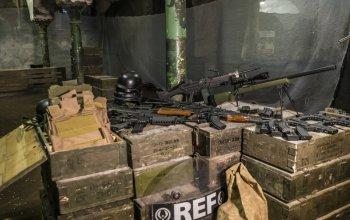 Airsoft ve stylu Counter-Strike - pro 8 osob