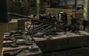 Vojenské zážitky | Paintballové střílení