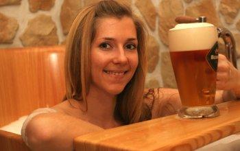 Pivní lázně v Praze