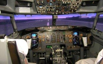 | Letecké simulátory