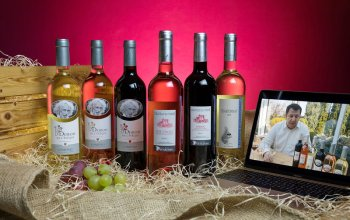 Dárkový balíček šesti druhů vín od Pierra…