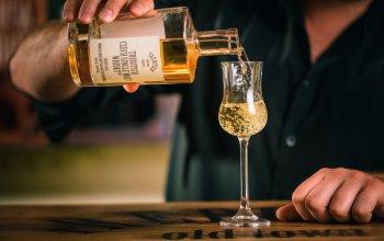 | Domácí degustace destilátů a koktejlů