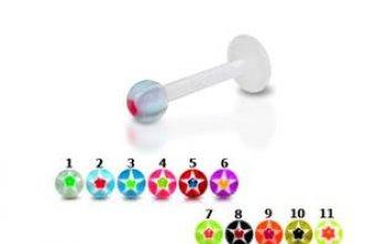 Labreta kulička akrylát - LB01109