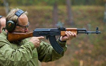 Střelba a projížďka v BVP