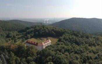 Pronájem dronu Praha