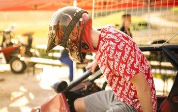 Autocross jízda