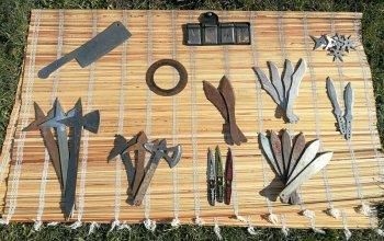 Vrhání nožů