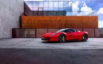 Jízda ve Ferrari 458 Italia na Moravě