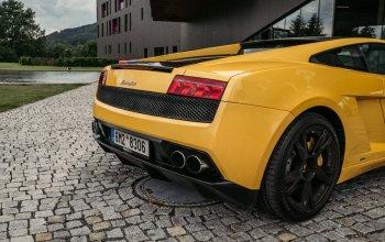 Jízda v Lamborghini Gallardo LP560-4 na Moravě