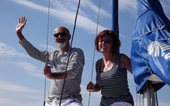 Víkend na plachetnici