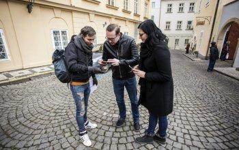 Venkovní úniková hra Kletba Vyšehradu Praha