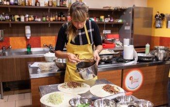 Kurz mexické kuchyně Praha