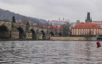 Plavba na lodi pražskými Benátkami Praha