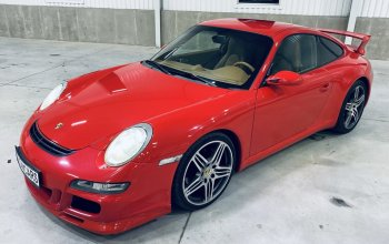 Jízda v supersportu Porsche 911 Carrera Praha