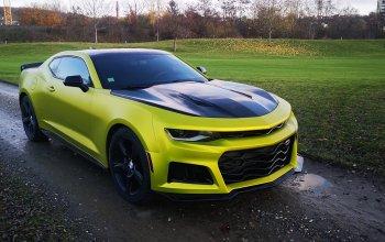 Pronájem supersportu Chevrolet Camaro 2018 Praha