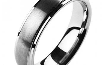 NUBIS® NWF1008 Dámský snubní prsten - velikost 61…