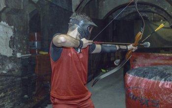 Archery- paintball s lukem Praha