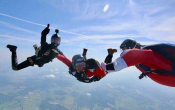 Adrenalin ve vzduchu