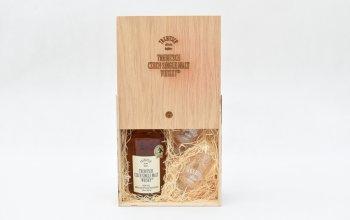 Dárkové balení whisky Trebitsch + 2 skleničky…