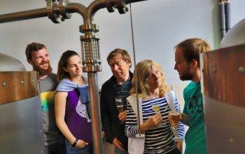 Pivní výlet: Z Prahy za řemeslnými pivovary Praha