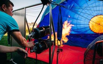 Zážitkový let sportovním balónem kdekoli po ČR…