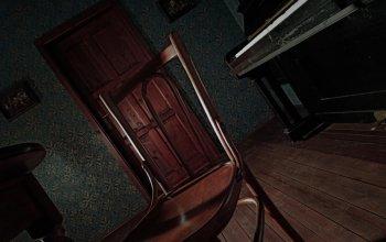 Hororové únikové hry