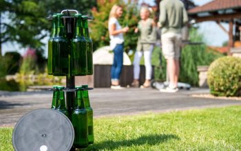 Pivní šachta na 15 lahví s hydraulickým zvedáním…