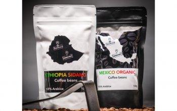 Originální dárková bedna pro milovníky kávy