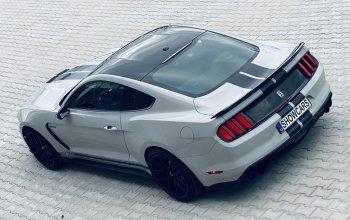 Jízda ve Ford Mustang GT350 SHELBY Praha