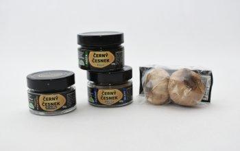 Gurmánský balíček černého česneku