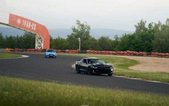 Jízda v supersportu Chevrolet Camaro 2014