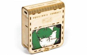 Equilibrix Combact: 1 deskovka, 3 herní cíle