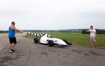 Atom Ariel vs. Formule F4 Mygale Vysočina