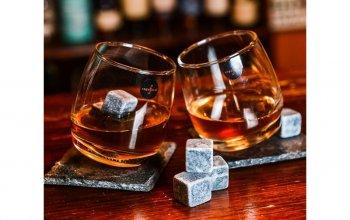 Originální dárková bedna s cognacem VSOP