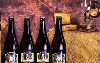 Degustační sada 4 řemeslných piv Auersperg
